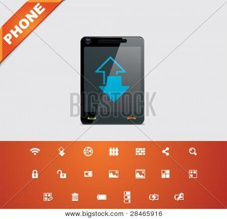 Universal glyphs 17. Phone symbols 4