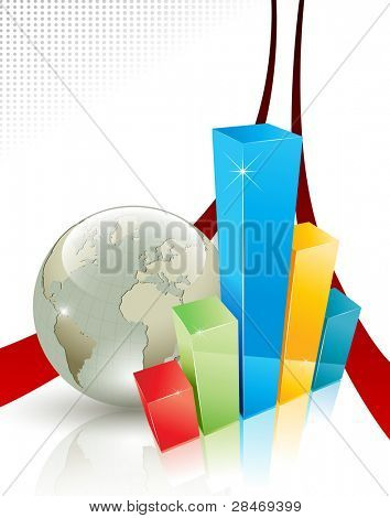 Business and communication concept