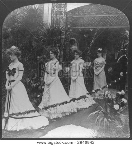 Foto de la boda 1882