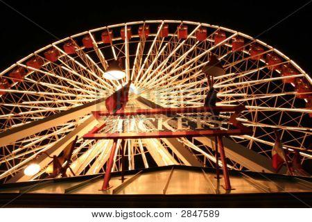 Ferris Wheel Tickets