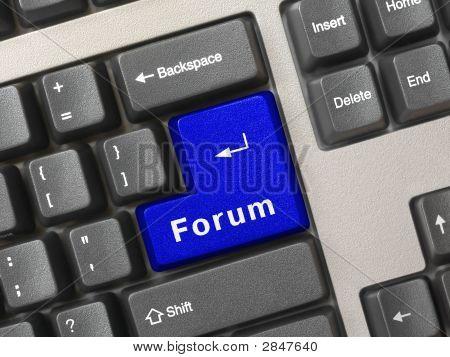 Computer Keyboard -  Key Forum
