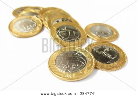One Real Coins