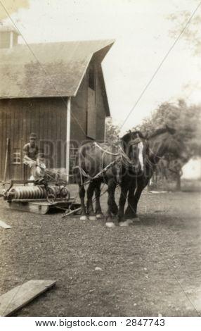 Vintage 1923 Photo