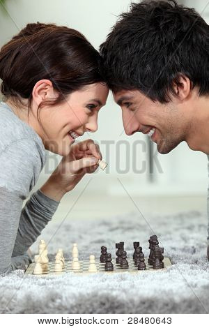 A chess dual