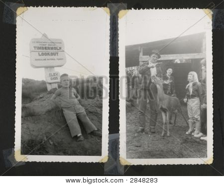 Jahrgang 1933 Farm Foto