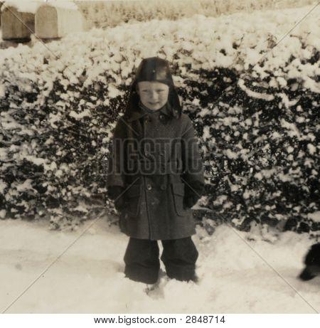 Vintage 1930 Photo