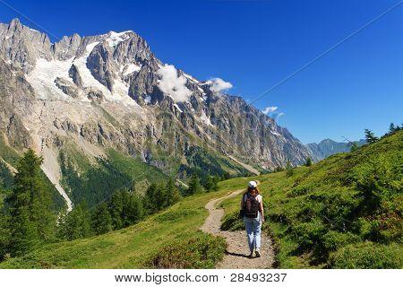 Hiking In Ferret Valley