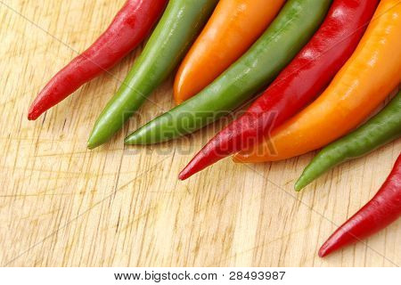 Thai Chillies