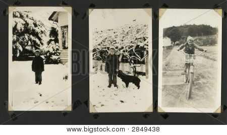 Vintage 1915 Photos