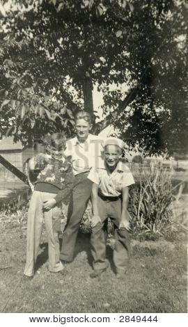 Family Photo 1930