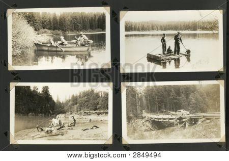 Vintage 1917 Photos