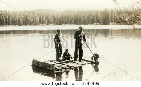 Vintage 1911 Photo