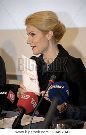 Denmark_helle Thorning-schmidt And Company