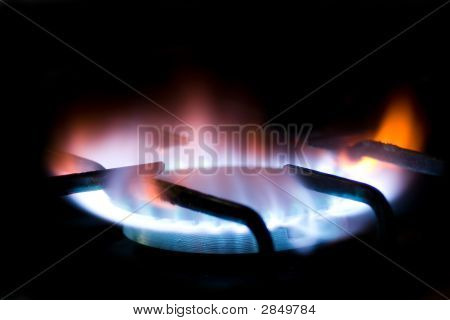Natural Gas Burner 2