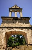 Sassia Monastery Bell Tower poster