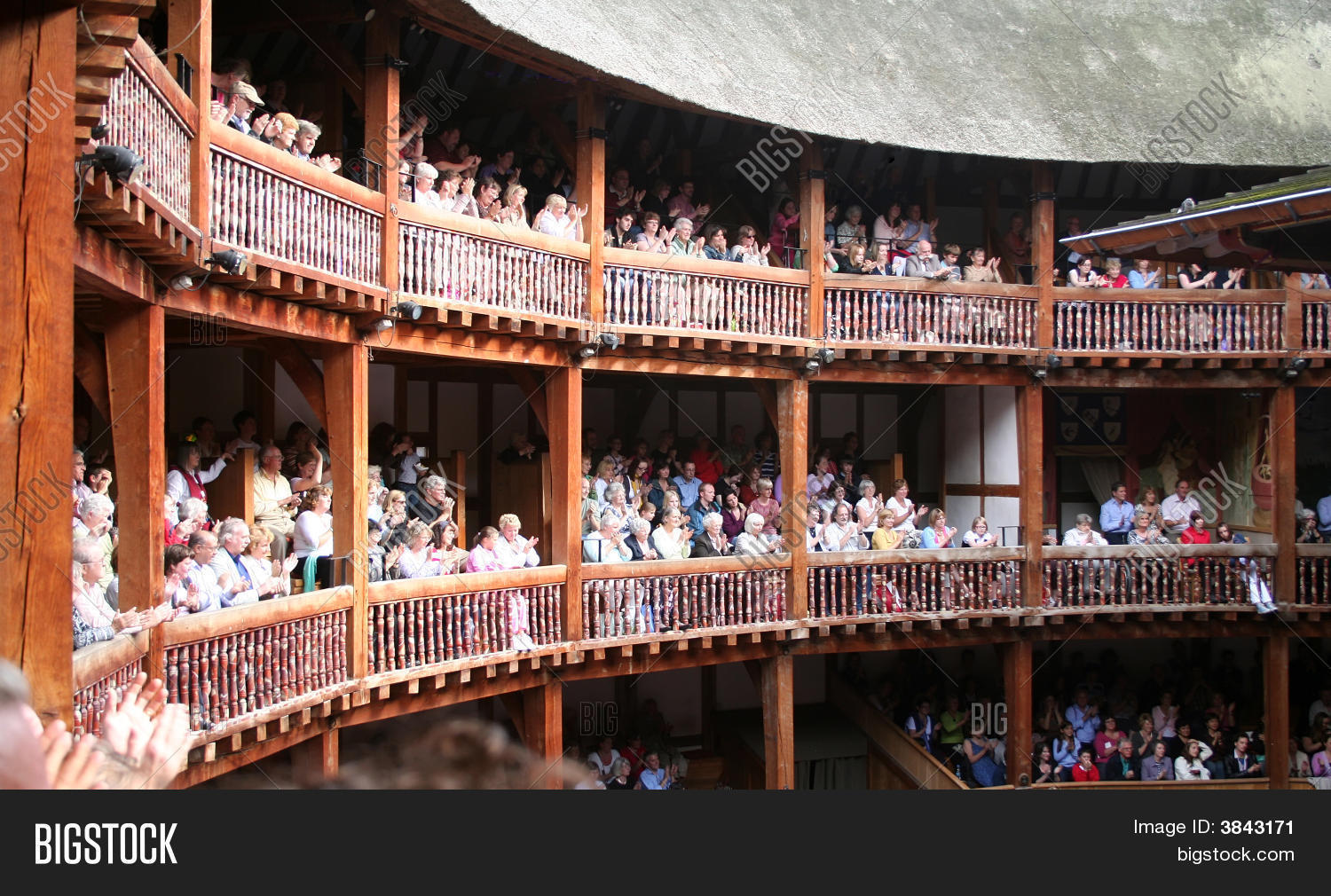 elizabethan theatre audience - photo #29