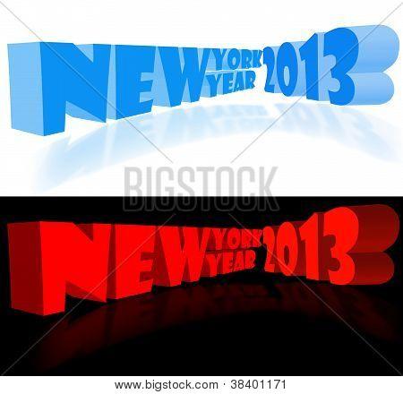 NewYork Newyear 2013