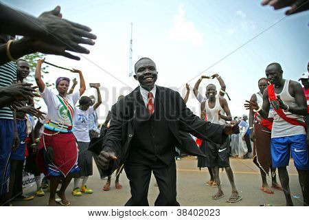 Independence Dance of Joy in Juba