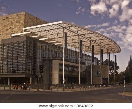 Performing Arts Center At The University Of California Davis
