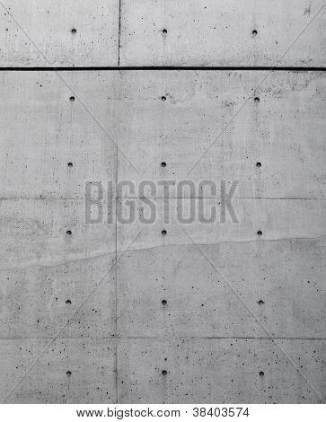 Bare Concrete Wall