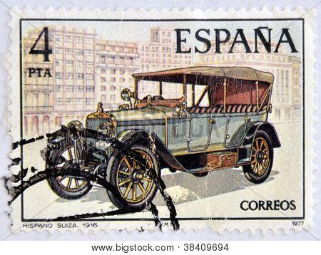 SPAIN - CIRCA 1977