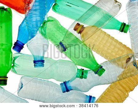 Empty usado lixo garrafa ecologia meio ambiente