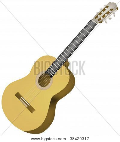 Vector acoustic guitar