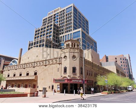 A Look At The Orpheum Theater, Phoenix, Arizona