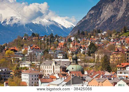 View Of Innsbruck, Austria