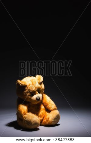 Alone Teddy Bear