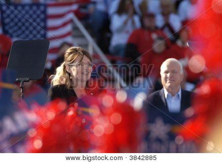 Sarah Palin And John Mccain