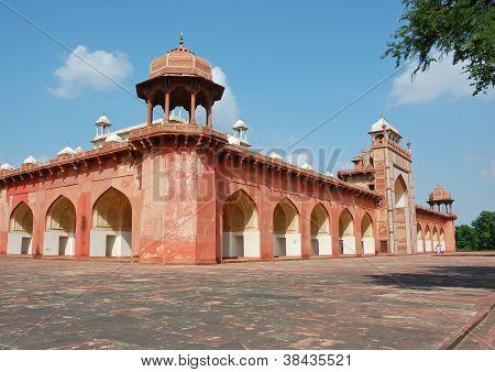 Akbar's Tomb, India