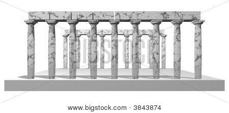 Poseidon\'S Temple