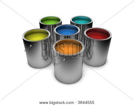 Paint Dosen