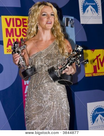 Britney Spears en los MTV Video Music Awards de 2008