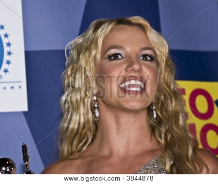 Britney Spears at the 2008 MTV Video Music Awards