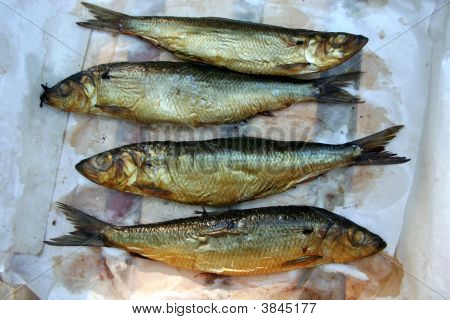 Smoked Mackerels