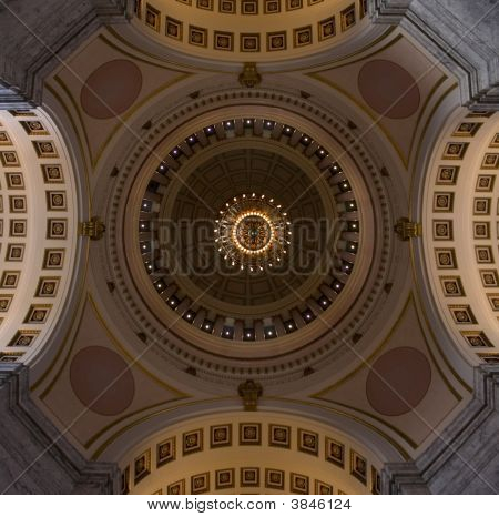 Washington State Capitol Rotunda