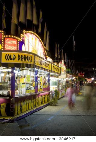 Night At The Fair
