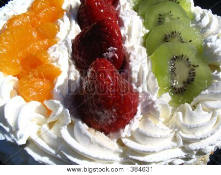 Fresh Fruit Topping