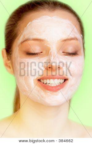 süße Hautpflege.