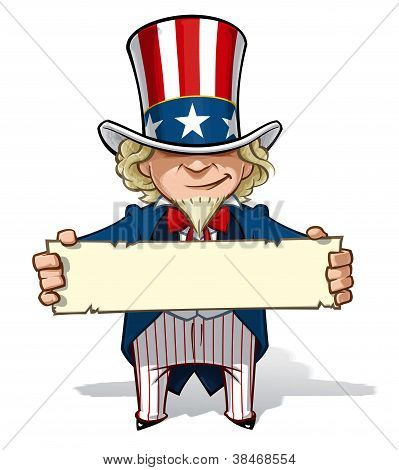 Uncle Sam 1A