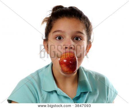 Apple Bobbing Success