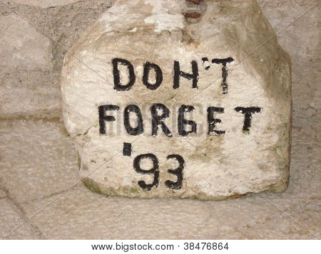 Don't forget '93