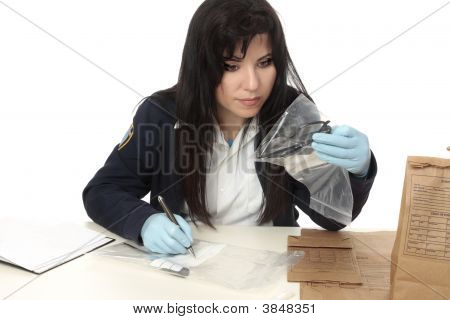 Csi Documenting Evidence