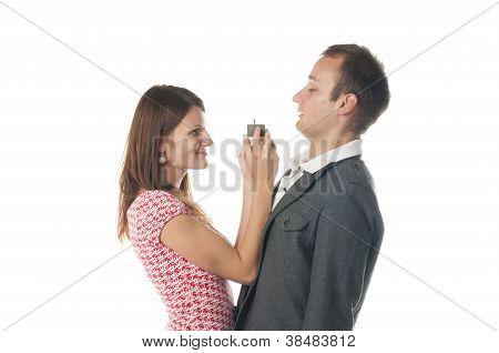 Funny Proposal Scene