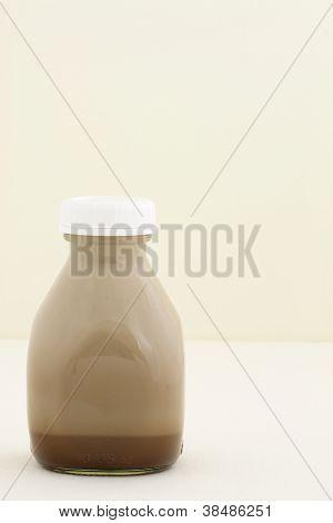 chocolate milk pint