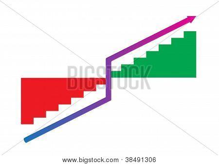 Graph and Arrow 2