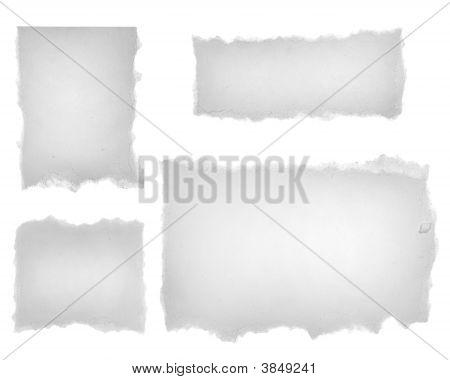 Blank Paper Tears