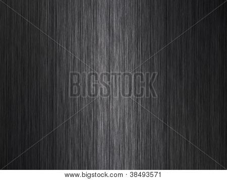 Textura metálica preta